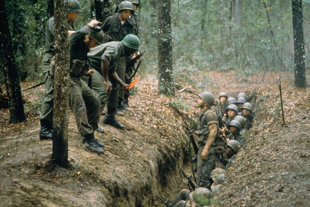 """Louisiana 1971: Im berüchtigten Militärcamp """"Tigerland"""" werden junge US-Soldaten auf ihren Einsatz in Vietnam vorbereitet ... - Bildquelle: 20th Century Fox Film Corporation"""