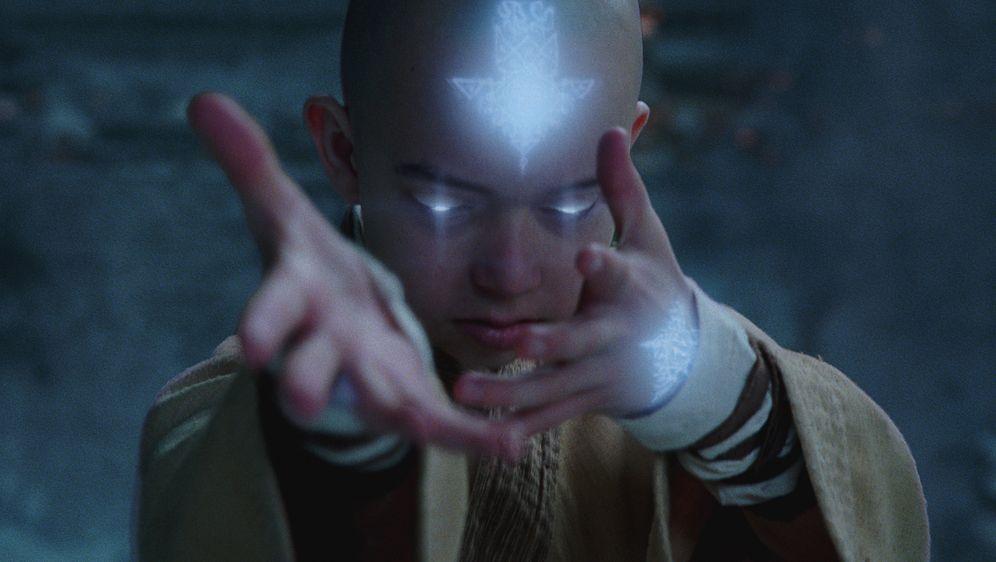 Die Legende von Aang - Bildquelle: 2010 PARAMOUNT PICTURES.  All Rights Reserved.