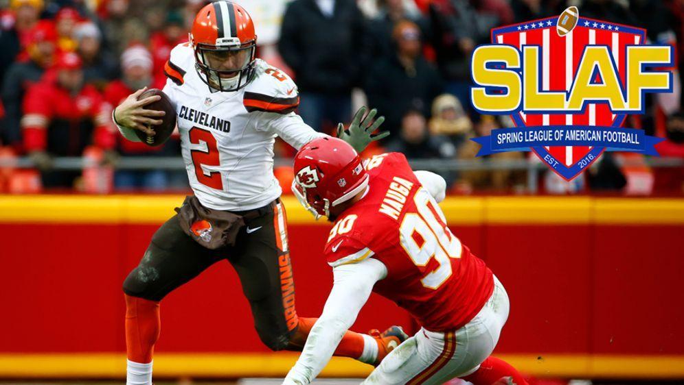 Kann Johnny Manziel nochmal den Weg zurück in die NFL schaffen?