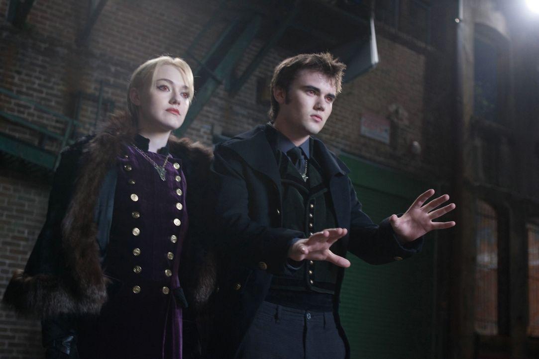 Volturi Jane und Alec - Bildquelle: 2012 Summit Entertainment, LLC. All rights reserved.