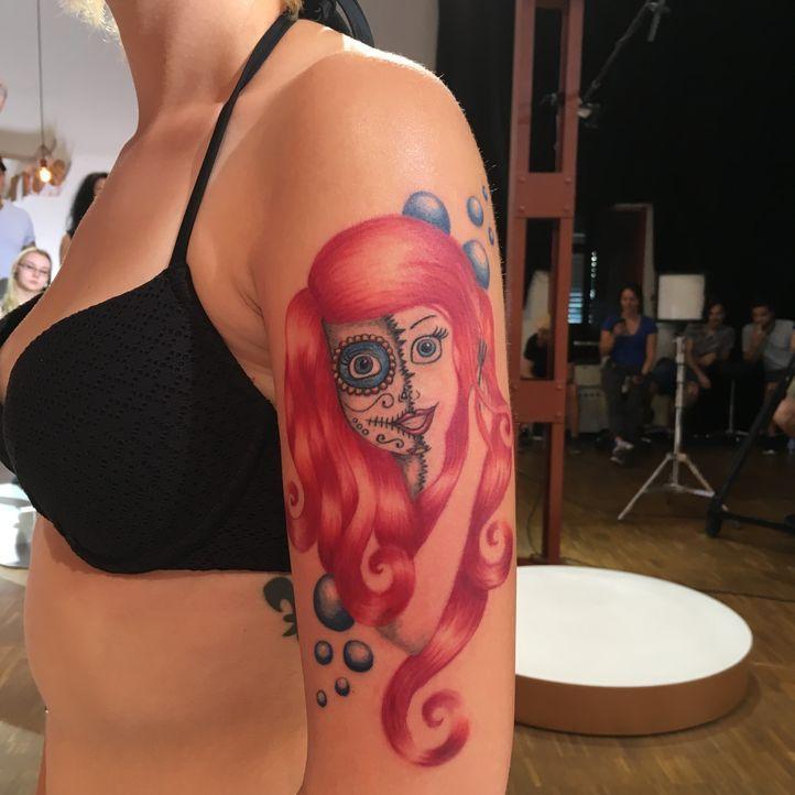 Pain & Fame Tattoos Folge 1 -1 - Bildquelle: RedSeven