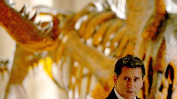 Nachdem Ian Norville von einem Ausflug in ein Museum in Manhattan nicht zurüc...