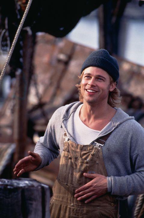 Unter dem Namen Rory Devaney reist Frankie McGuire (Brad Pitt) über New York in die USA ein, wo ein Mittelsmann seine Unterbringung bei der Familie... - Bildquelle: Columbia TriStar
