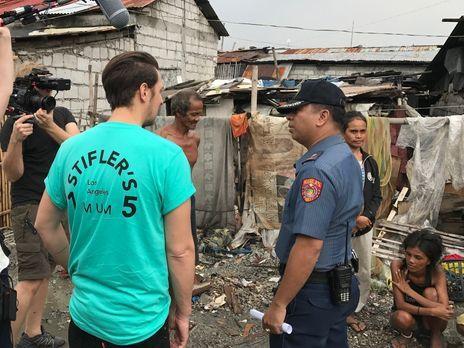 """8.000 Tote forderte der """"War on Drugs"""" auf den Philippinen bereits...."""
