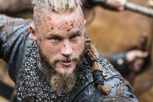 Vikings - Will Jarl Borg für immer aus Kattegat vertreiben: Ragnar (Travis Fi...