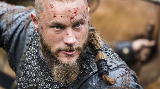 Will Jarl Borg für immer aus Kattegat vertreiben: Ragnar (Travis Fimmel) ......