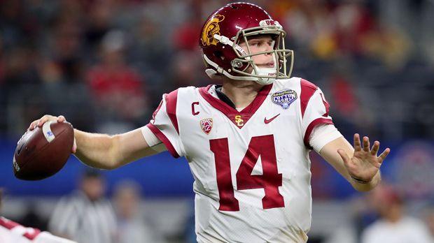 Sam Darnold (Quarterback) - Bildquelle: 2017 Getty Images