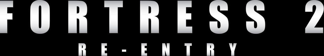"""""""Fortress 2 - Die Festung"""" - Originaltitel-Logo - Bildquelle: Sony Pictures Television International. All Rights Reserved."""
