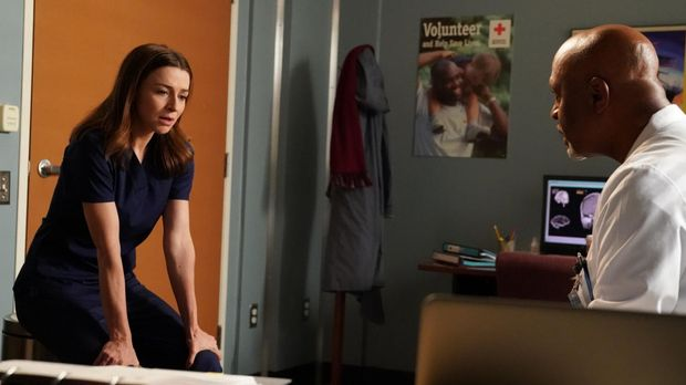 Grey's Anatomy - Grey's Anatomy - Staffel 14 Episode 3: Wer Bin Ich