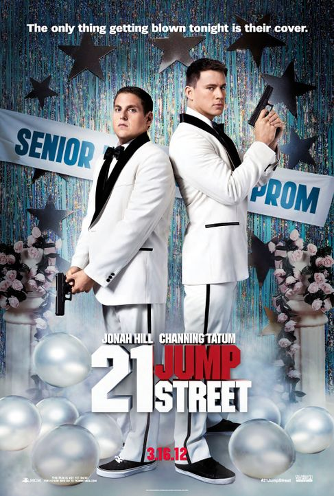 21 JUMP STREET - Plakatmotiv - Bildquelle: TM &  2014 Metro-Goldwyn-Mayer Studios Inc. All Rights Reserved.