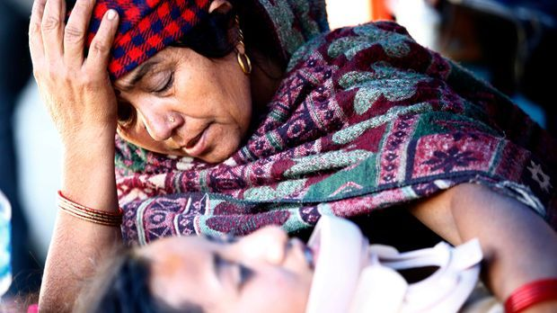 Care Spenden Aufruf Nepal