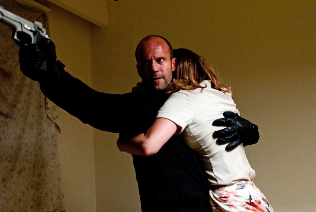 Schafft es Parker (Jason Statham, l.), zusammen mit Leslie (Jennifer Lopez, r.), seine wohlverdiente Rache zu bekommen? - Bildquelle: Jack English 2013 Constantin Film Verleih GmbH