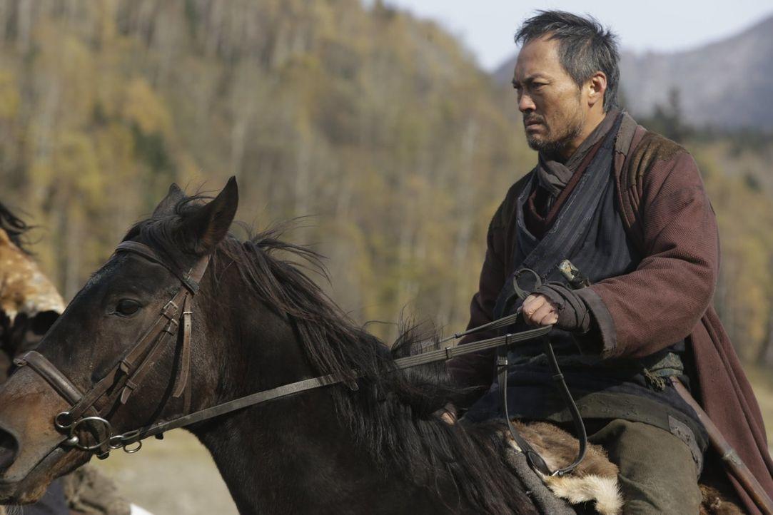 """Als """"Jubee the Killer"""" ist der ehemalige Samurai Jubee Kamata (Ken Watanabe) eine Legende in Japan, doch er wurde Jahrelang nicht mehr gesehen. Eine... - Bildquelle: Warner Bros."""