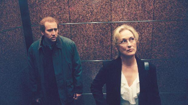 Susan Orlean (Meryl Streep, r.) ist die Autorin des Romans