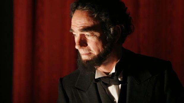 Abraham Lincoln - einer der größten amerikanischen Präsidenten der Geschichte...