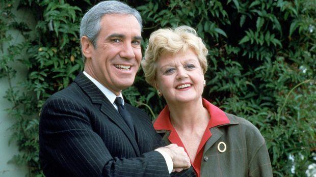 Ist George Fish (Rex Robbins, l.) der der er vorgibt zu sein? Jessica Fletche...