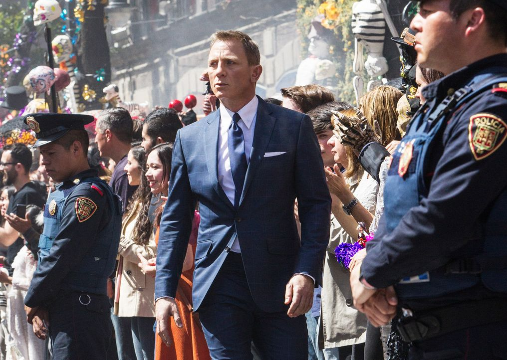 Spectre-28-Sony-Pictures-Releasing-GmbH - Bildquelle: 2015 Sony Pictures Releasing GmbH