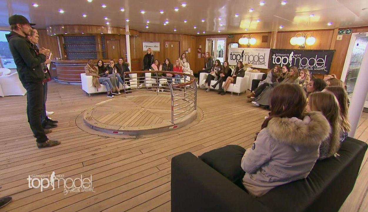 gntm-staffel12-episode3-19 - Bildquelle: ProSieben