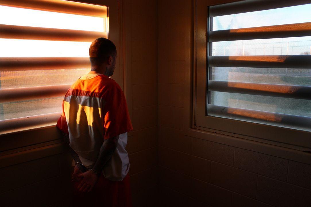 Straftäter Rodney Ruggles wird einige Zeit in Ohios Correctional Reception Center verbringen ... - Bildquelle: Andrew Baker 2010 NGC Network US, LLC All Rights Reserved