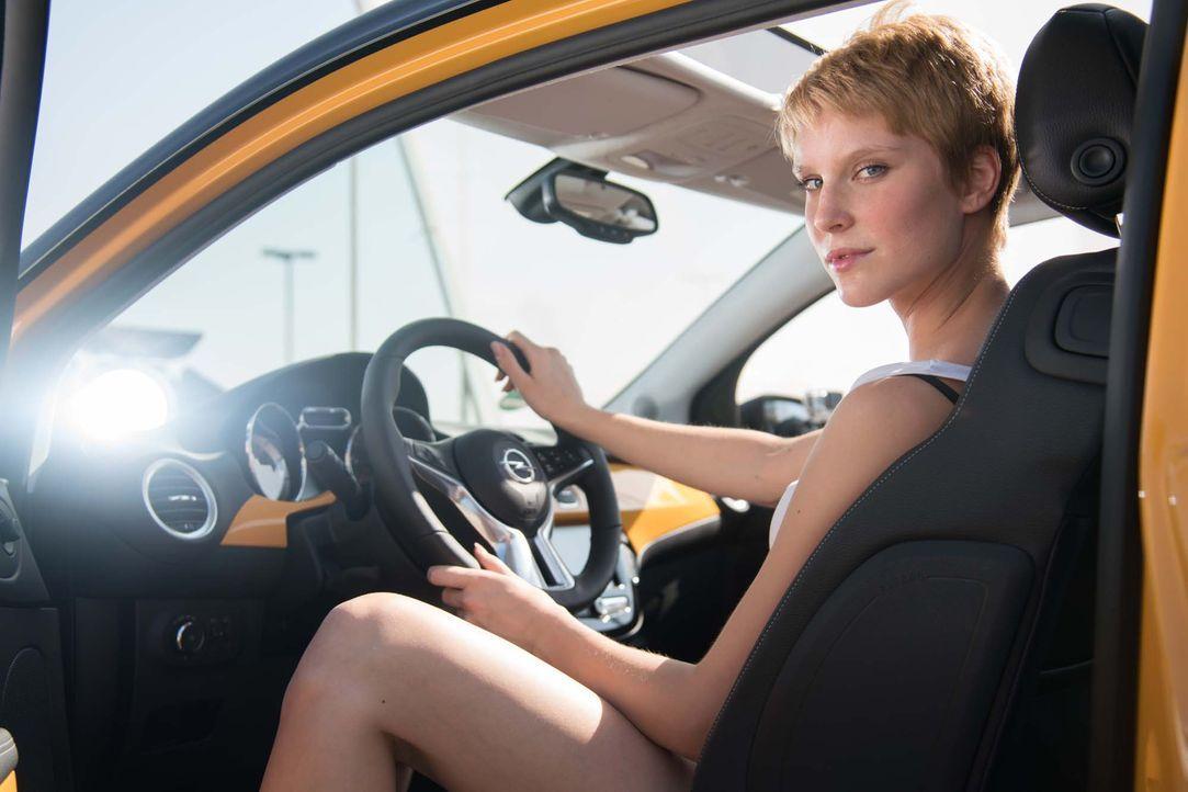 GNTM-Stf11-Epi12-Casting-Opel-18-ProSieben-Ram-Gibson - Bildquelle: ProSieben