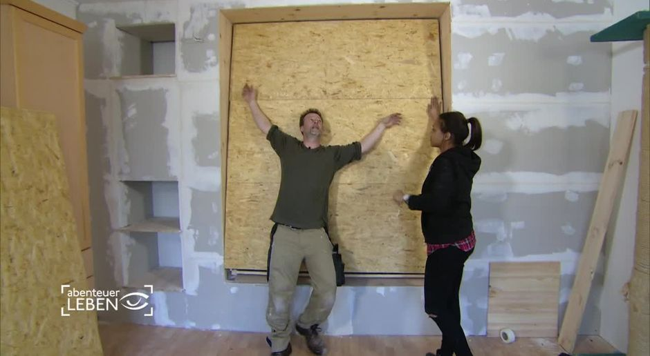 Abenteuer Leben - täglich - Video - DIY: Klappbett mit Kenny (2) - 7TV