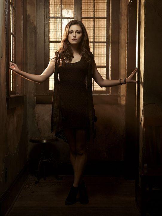 (1. Staffel) - Als Mutter von Klaus' Kind wird Hayley (Phoebe Tonkin) für viele zu einer Bedrohung ... - Bildquelle: Warner Bros. Television