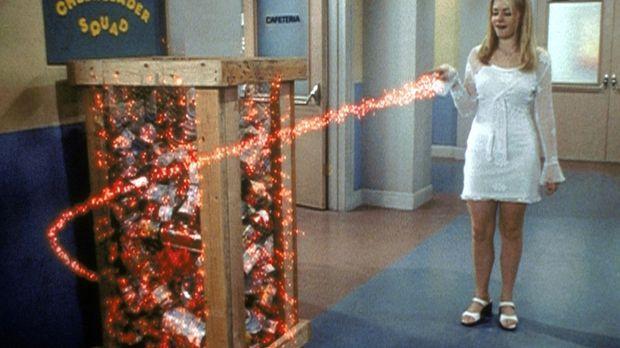 Sabrinas (Melissa Joan Hart) Charakter hat sich durch den Einfluss von Sonnen...