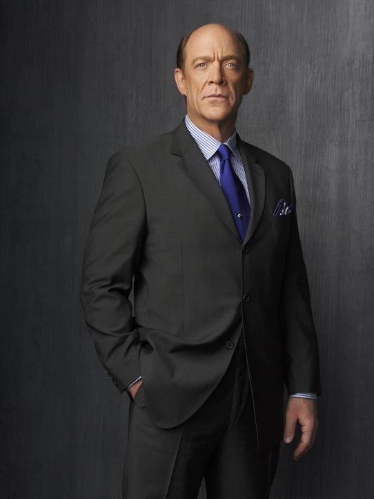 (2. Staffel) - Willie Pope (J.K. Simmons) ist nicht nur Brendas Chef, sondern auch ihr Ex-Liebhaber ... - Bildquelle: Warner Brothers