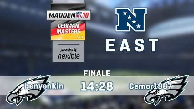 NFC-East-Finale-Endstand