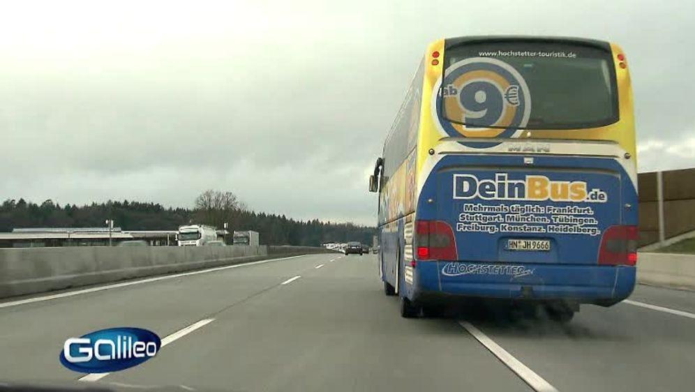Deutscher Greyhound - Fernreisebus
