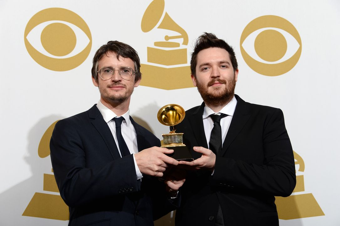 Grammy-Awards-Simon-Earith-James-Musgrave-14-01-26-AFP - Bildquelle: AFP