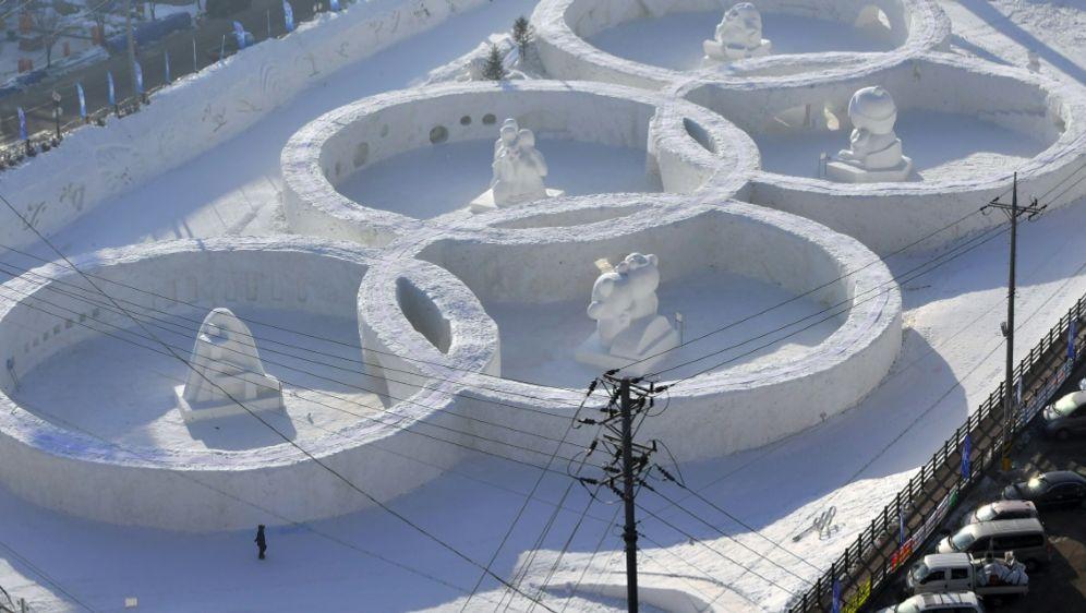 Winterspiele 2026: Sapporo aus dem Rennen - Bildquelle: AFPSIDJUNG YEON-JE