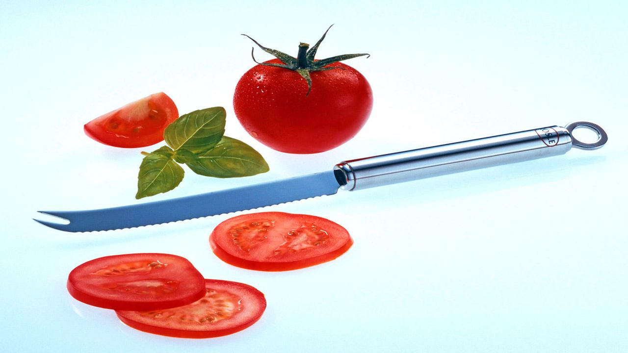 Tomatenmesser - Bildquelle: dpa