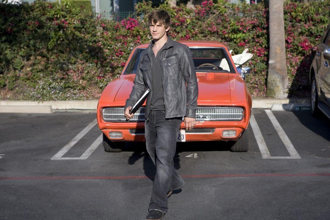 Liam (Matt Lanter) wird es noch bereuen, mit Jen geschlafen zu haben... - Bildquelle: TM &   CBS Studios Inc. All Rights Reserved