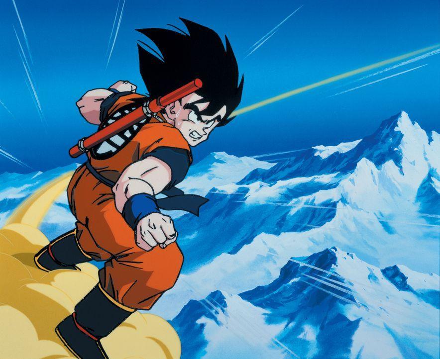 Son Goku - Bildquelle: 1990 TOEI ANIMATION CO., LTD.