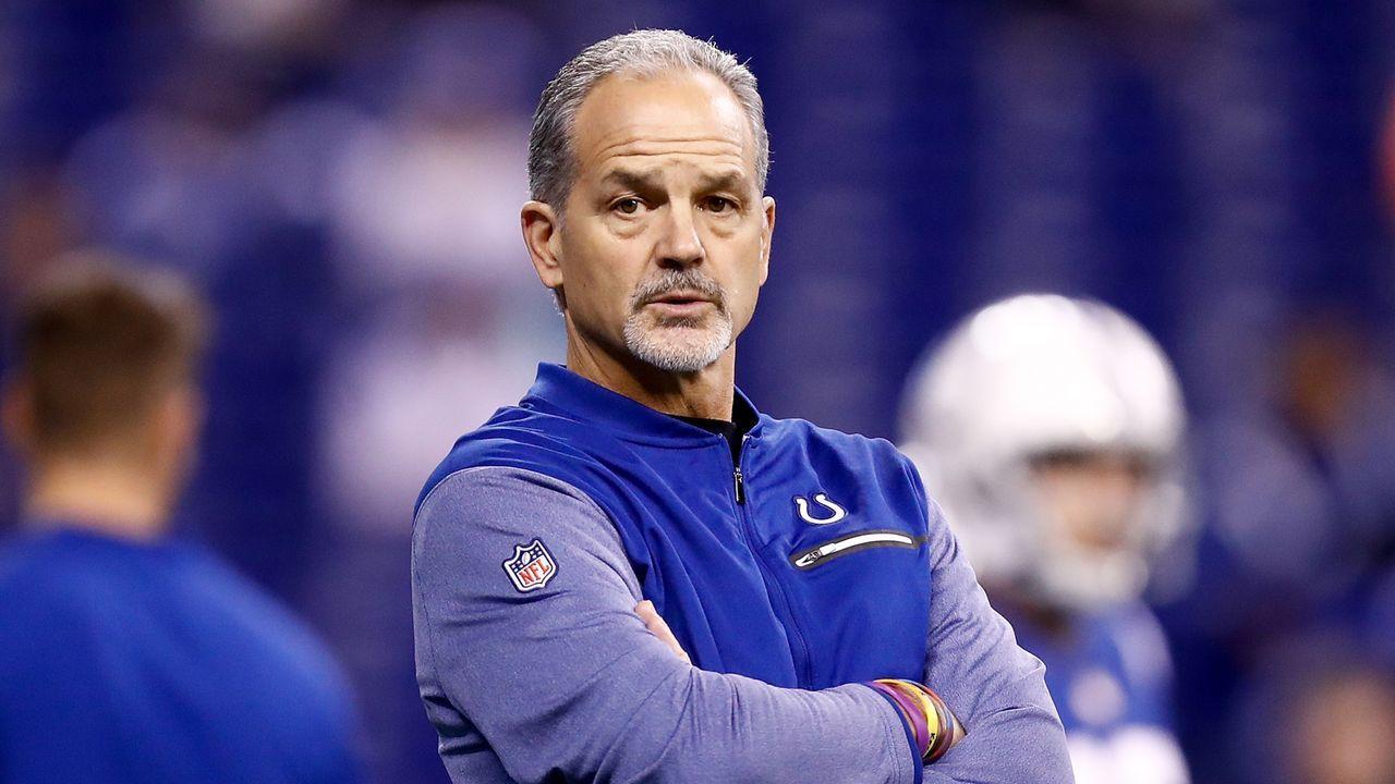 Chuck Pagano (vereinslos, zuletzt Indianapolis Colts) - Bildquelle: 2017 Getty Images
