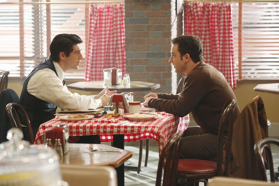 Bei den Ermittlungen in einen neuen Fall, stößt das Team auf einen alten Fall von Rossi und Gideon. - Bildquelle: ABC Studios