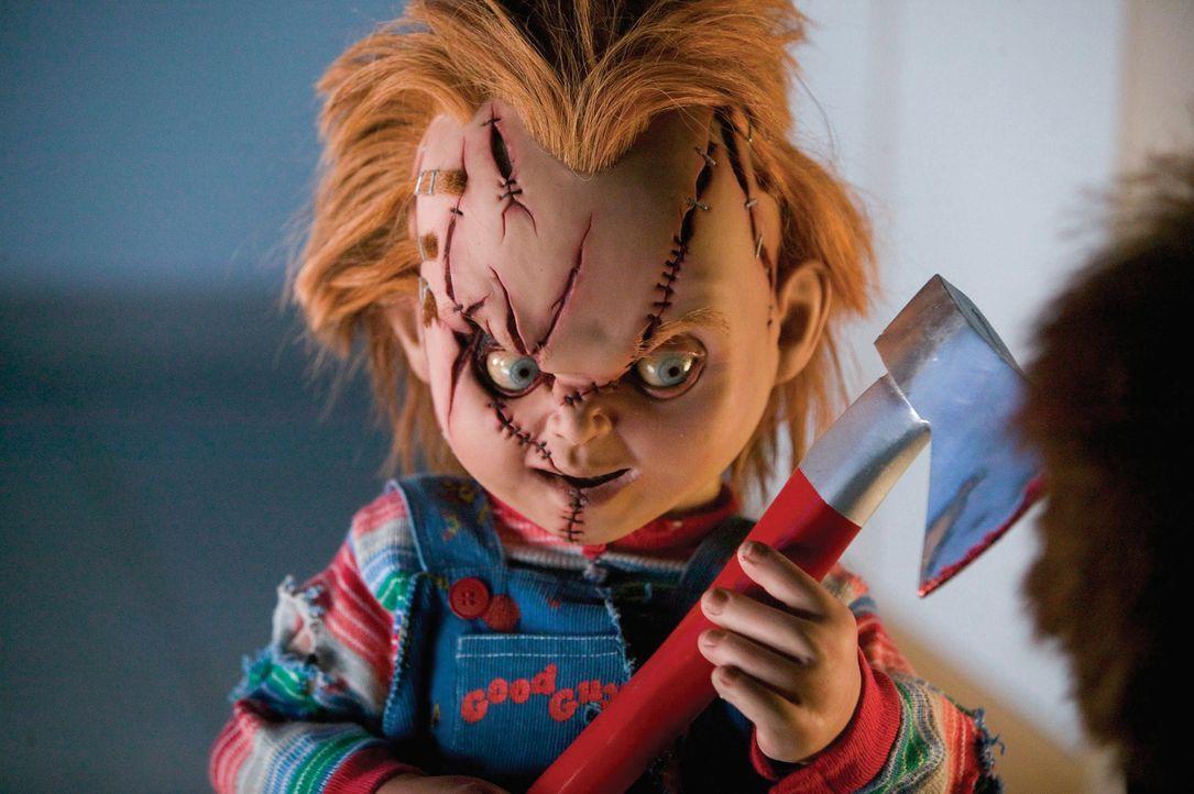 Die Killerpuppe Chucky ist zurück! - Bildquelle: Constantin Film