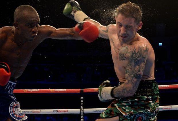 Julius Indongo (li.) war schon einmal IBF- und WBA-Weltmeister