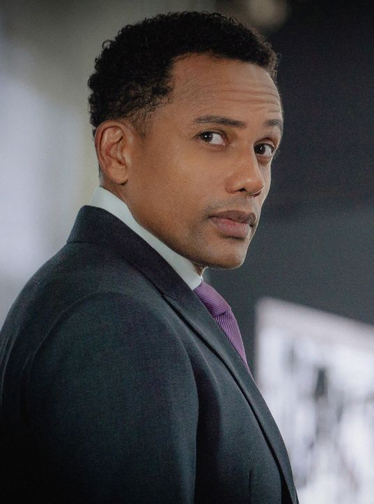 Auf der Suche nach Brian: FBI-Agent Boyle (Hill Harper) ... - Bildquelle: Michael Parmelee 2015 CBS Broadcasting, Inc. All Rights Reserved