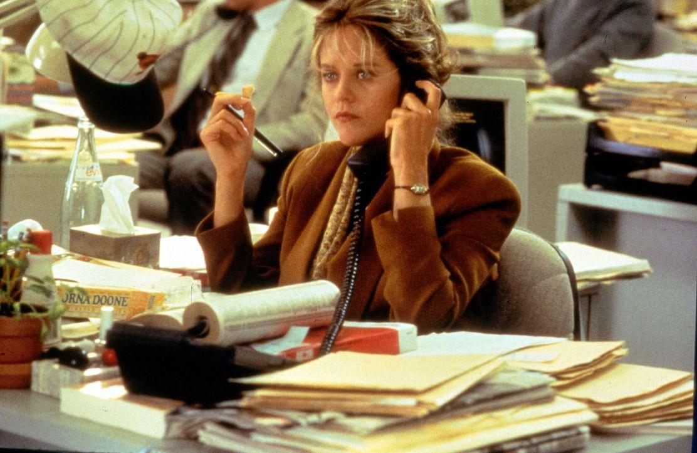 Annie (Meg Ryan) kann Sams traurige Stimme nicht mehr vergessen und ist überzeugt, dass dieser Mann ihr Schicksal ist. - Bildquelle: Columbia TriStar