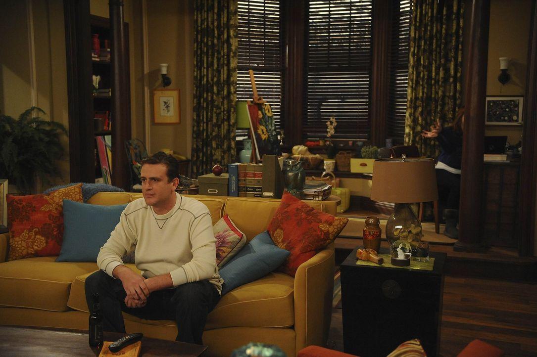 Ist Marshall (Jason Segel) schon bereit Vater zu werden? - Bildquelle: 20th Century Fox International Television