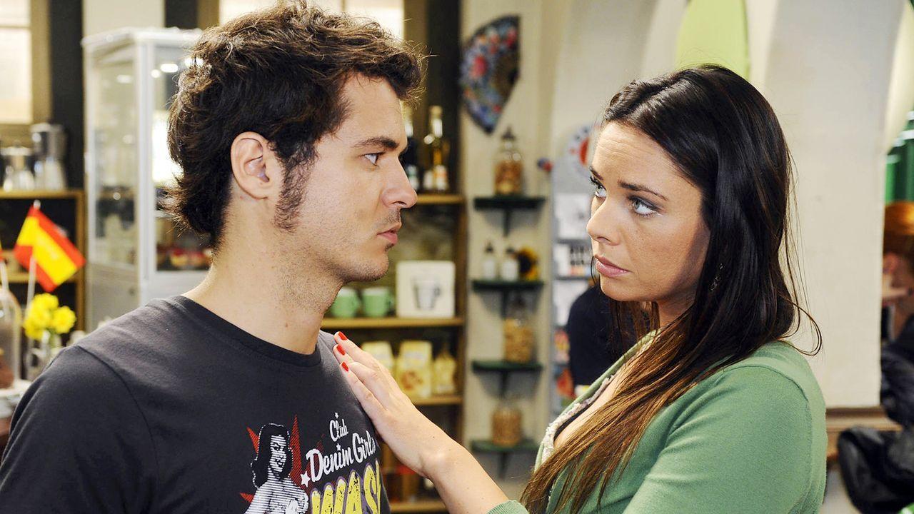Anna-und-die-Liebe-Folge-534-01-SAT1-Oliver-Ziebe - Bildquelle: SAT.1/Oliver Ziebe