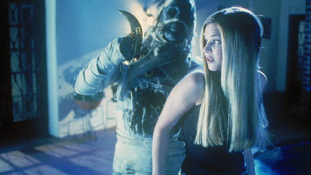 Scream of the Mummy - Bildquelle: Amsell Entertainment