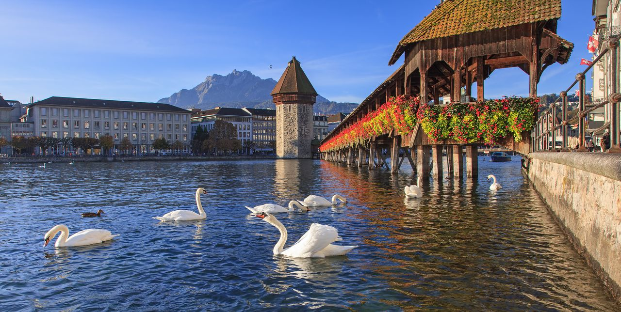 Luzern Schweiz Fotolia - Bildquelle: photogearch - Fotolia