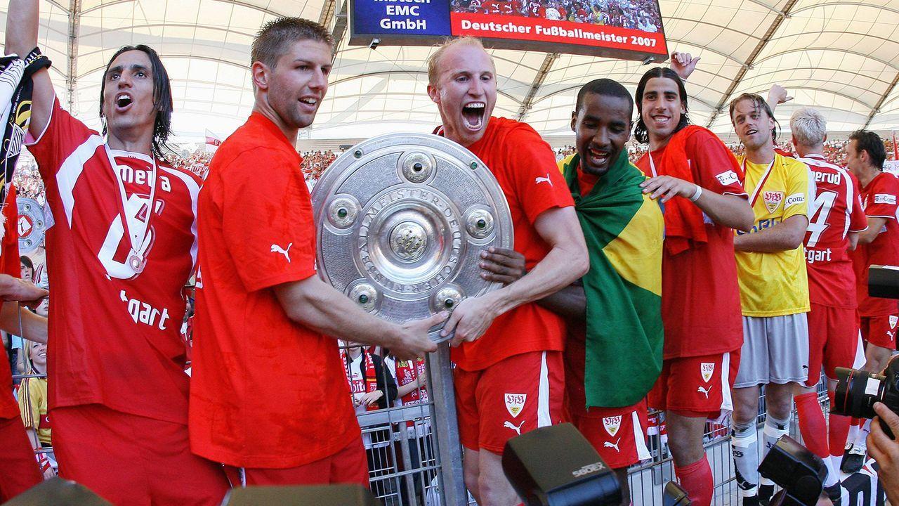 VfB Stuttgart (Saison 2006/07) - Bildquelle: imago sportfotodienst