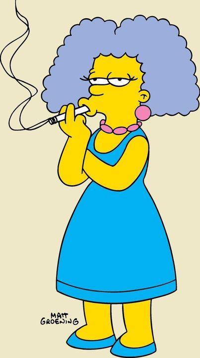 (15. Staffel) - Das Einzige, das Selma Bouvier mehr hasst als ihren Schwager Homer, ist ihr Singledasein ... - Bildquelle: und TM Twentieth Century Fox Film Corporation - Alle Rechte vorbehalten