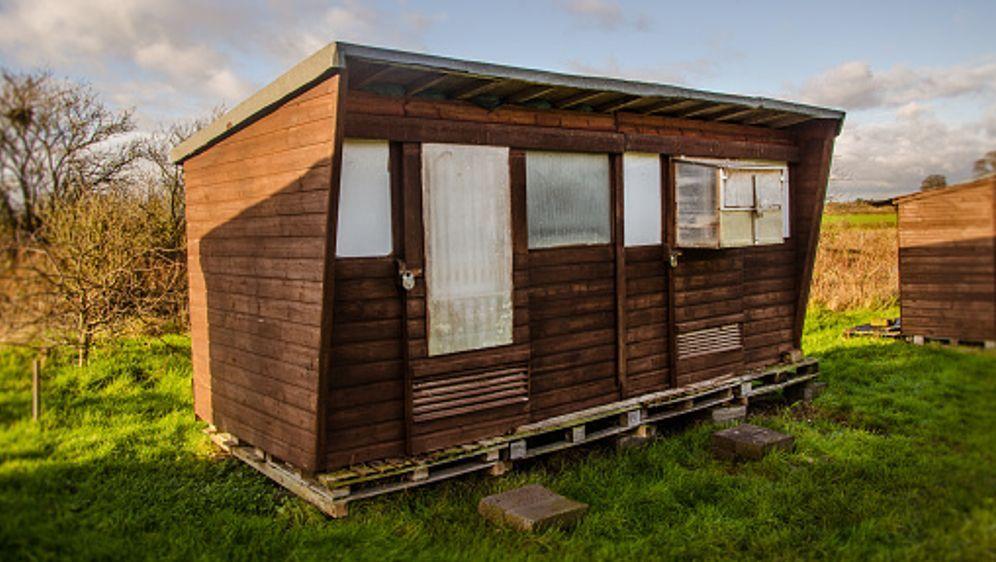 minihaus selber bauen selbst ist der mann. Black Bedroom Furniture Sets. Home Design Ideas