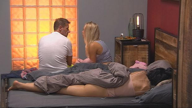 Promi Big Brother - Promi Big Brother - Tag 11: Sexueller Frust Und Lust