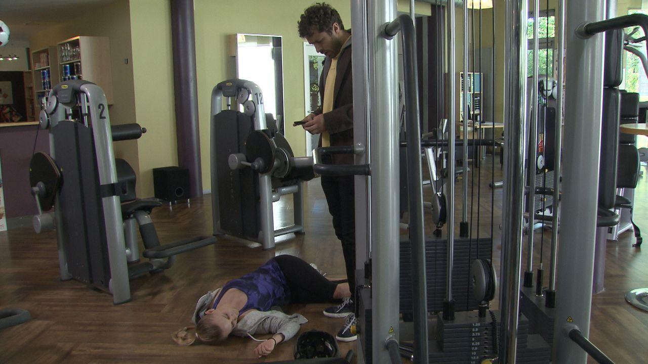 Tödliche-Fitness3 - Bildquelle: SAT.1